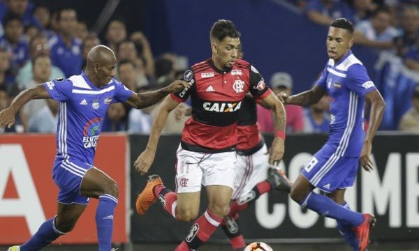 Bóng đá - CR Flamengo (RJ) vs Club Sport Emelec 07h45, ngày 17/05